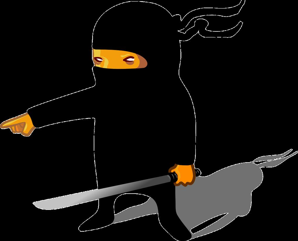 ninja-149287_1280
